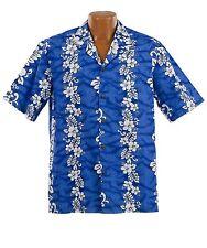 Big and Tall Flowers in Paradise Hawaiian Aloha Shirt