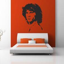 Jim Morrison las puertas Adhesivo Pared Arte (AS10039)