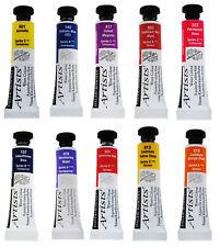 Daler Rowney ARTIST QUALITY Watercolour Paints 5ml Tubes Assorted Colours