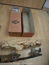 18044 antike Schlittschuhe Schachtel unbenutzt LUX ice scates mint boxed 1920