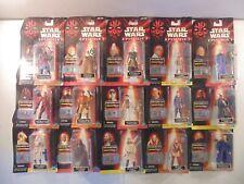 Star Wars Episode 1 Comm Tech Action Figures
