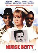 Nurse Betty (DVD, 2001) NEW SEALED