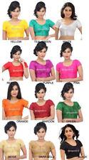 Readymade Saree Blouse,Plain Dupion Silk Choli Blouse, Designer Blouse,Choli,Top