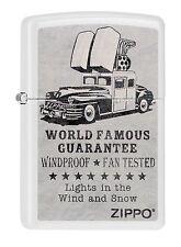 Zippo Vintage Car auf Wunsch mit persönlicher Gravur Feuerzeug 60000201