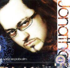 Jonathan CD kada se probudim album 2009 Hrvatska Zagabria SPLIT Mer smo pobjednici