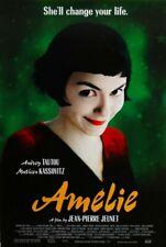 Amélie 8x10 11x17 16x20 24x36 27x40 Movie Poster Vintage Audrey Tautou A