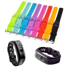 Ersatz Armband für Garmin Vivosmart HR Fitness Tracker Silikon Sport Smartwatch