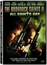 BOONDOCK SAINTS II ALL SAINTS DAY  (DVD, 2010) NEW