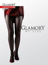 Glamory MICROSTAR 50 - Strumpfhose semi-blickdicht Gr. IV - VIII schwarz