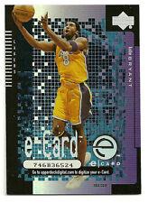 2000-01 Upper Deck e-Card Kobe Bryant