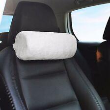 "Fa Soft Short Fleece Memory Foam Car Seat Cushion/Pillow 4.5""x11"" (12cm x 28cm)"