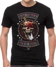 Five Finger Death Punch Rebellion Revised M, L, XL, 2XL Black T-Shirt