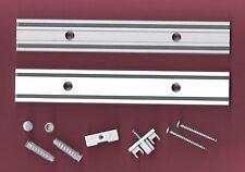 Alu Schienen Flächenvorhang Gardinenschiene Aluminium Gardinenstange MHZ Hachtel