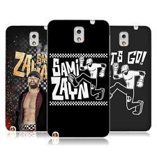 OFFICIAL WWE SAMI ZAYN SOFT GEL CASE FOR SAMSUNG PHONES 2