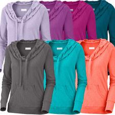 """New Womens Columbia """"Hoodie Hero"""" Hooded Pullover Sweaters Sweatshirt"""