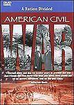 American Civil War: A Nation Divided (DVD, 2004)