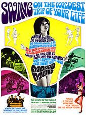 Mondo Mod - 1967 - Movie Poster