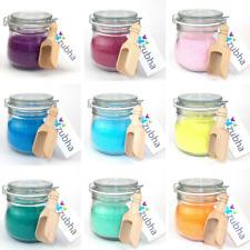 Aromatherapy Bath Salts with Essential Oils, Kilner Jar Gift Set, Refill Packs
