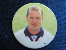 Panini ~ Snickers Football Caps Euro 96  Variants (e4)