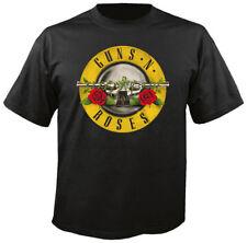 GUNS N ROSES - Bullet - Logo - T-Shirt