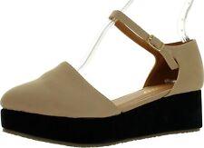 Nomad Womens Sunset Platform Pump Shoes