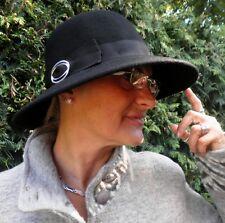 Damen Hut Wollhut Winterhut Herbst Damenhüte Damenmütze Anlasshüte Farbauswahl