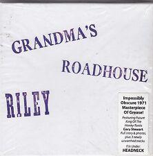 GRANDMA'S ROADHOUSE - riley CD
