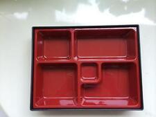 Marca Nueva caja de sushi japonés Bento con palillos Lunchbox cumplir con seguridad de la UE