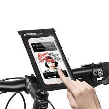 Bicycle MTB Bike-Handlebar Holder Mount Waterproof Phone Bag Case For Phones NEW