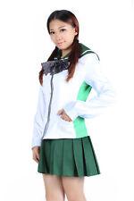 Highschool of the Dead Cosplay Costume Busujima Saeko / Miyamoto Rei Uniform V1
