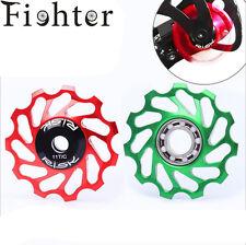 11T alloy Rear Derailleur Guide pulley with Ceramic Sealed Bearing Jockey Wheel