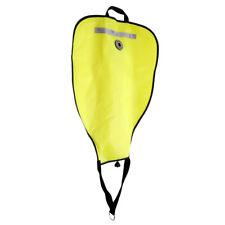 Heavu Duty Nylon 50 LBS Lift Bag With Dump Valve For Underwater Scuba Diving