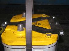 Optima 34/78 Battery box yellow red top custom offroad