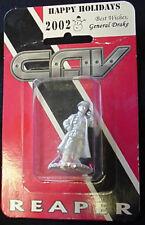 Reaper Miniatures Holiday 2002 Promo General Drake