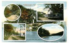 Sparrowbush Ny - Views On Eddy Farm - Postcard