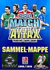 Topps Match Attax 2009/10  09 10 - Mannschaft - Borussia Mönchengladbach