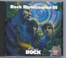 TIME-LIFE - ROCK RENAISSANCE III - MINT CD