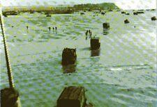 CP WW2 - France 44 - Arrivée des renforts sur une tête de pont en Normandie