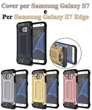 CUSTODIA COVER PER Samsung Galaxy S7 e Per Samsung Galaxy S7 Edge