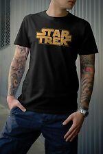 Star Wars vs Inspirado Diseño Divertido Camiseta de Star Trek