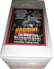 Houdini World's First Superhero Unopened Box of 24 Packs
