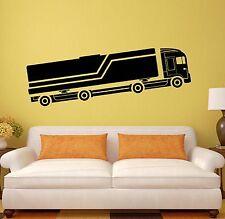 Wall Decal Truck Car Garage Decor Cool Mural Vinyl Stickers (ig2684)
