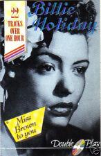 BILLIE HOLIDAY - Miss Brown To You (UK 22 Tk Cassette Album)
