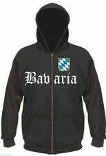 Bavaria Sospechosovarón/sweatjacke-m hasta XXL-chaqueta Baviera Allgäu garmisch
