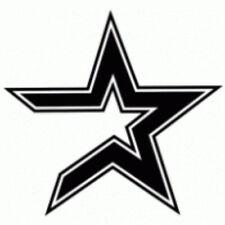 Houston Astros  MLB Team Logo Decal Stickers Baseball