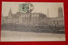 DUNKERQUE DEFENSE MOBILE 1907 NORD BATEAU