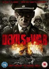 Devils of War [DVD], Very Good DVD, Jeff Richardson, Lawrence Anthony, Jeremiah