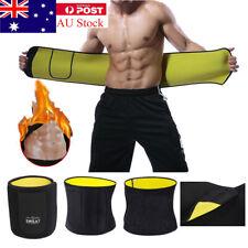Ultra Men Slimming Belly Belt Corset Neoprene Vest Sauna Sweat Body Sport Shaper