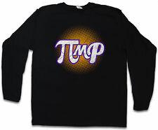 PIMP LANGARM T-SHIRT PI ? Letter Zahl Fun Number Pimp Hustler Gangster Rap Nerd