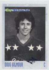 1993-94 Classic Draft #119 Doug Gilmour Cornwall Royals (QMJHL/OHL) Hockey Card